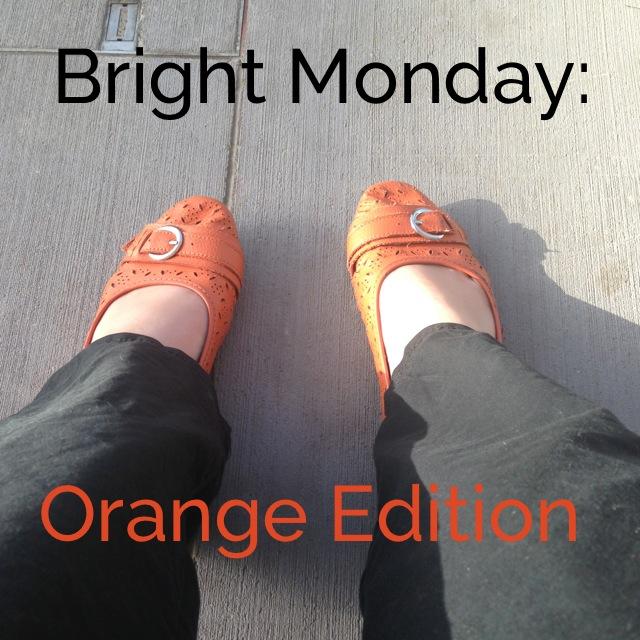 Bright Monday Orange Edition