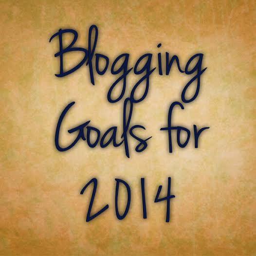 Blogging Goals for 2014