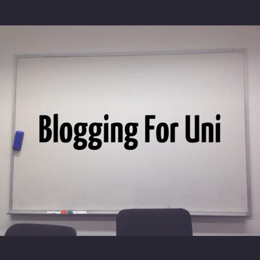 Blogging For Uni