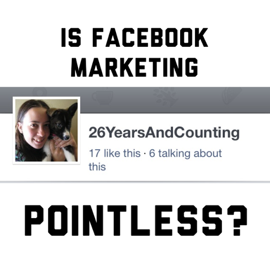 Is Facebook Marketing Pointless