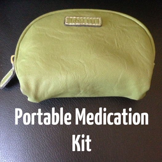 Portable Medication Kit