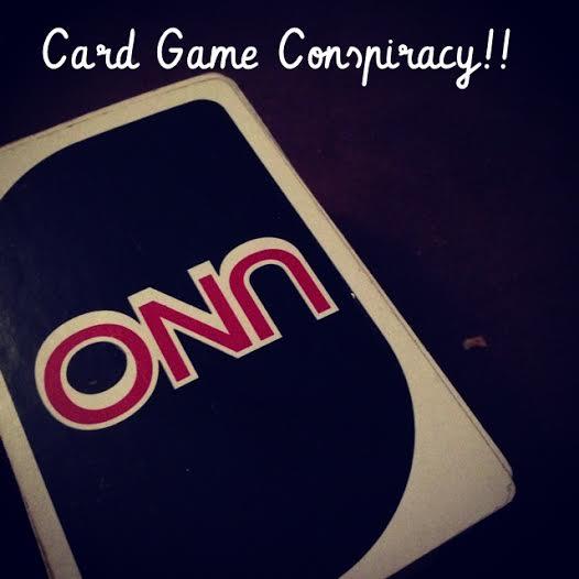 Card Game Conspiracy