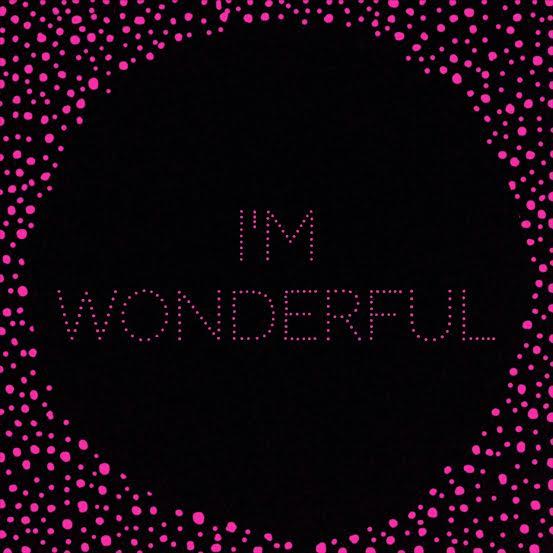 I'm Wonderful
