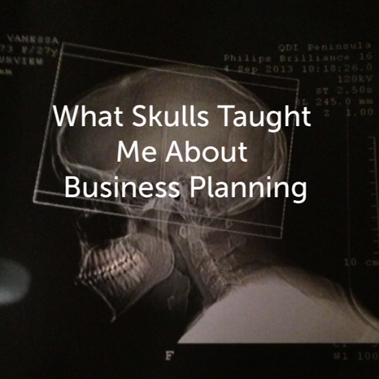 What Skulls Taught Me About Business Planning