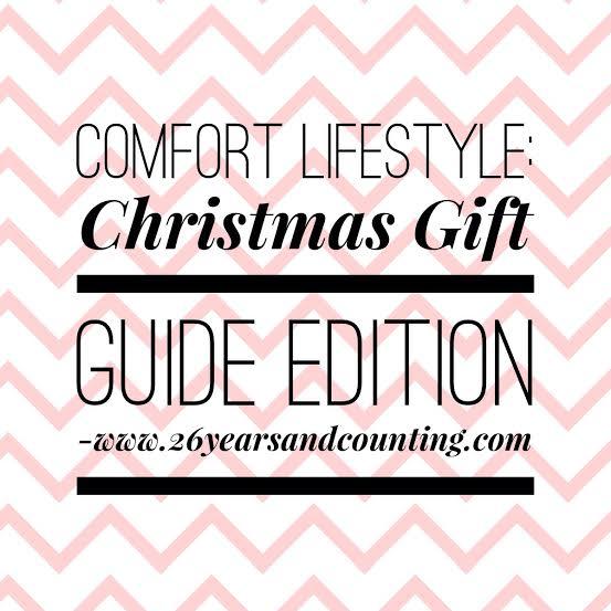 Comfort Lifestyle: Christmas Gify Guide Edition