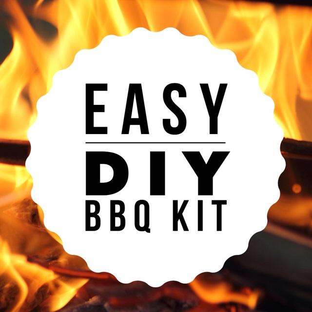 Easy DIY BBQ Kit
