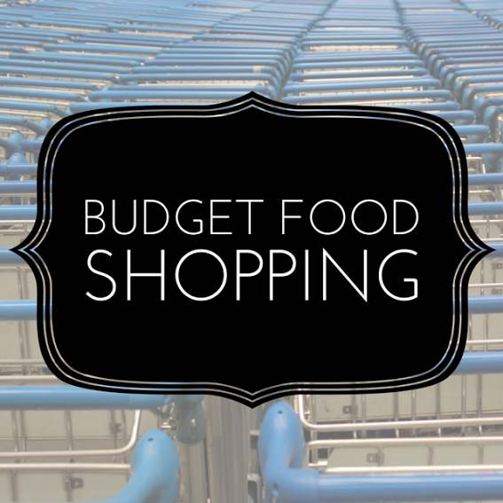 Budget Food Shopping