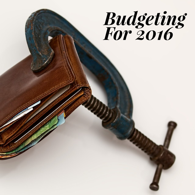 Budgeting For 2016