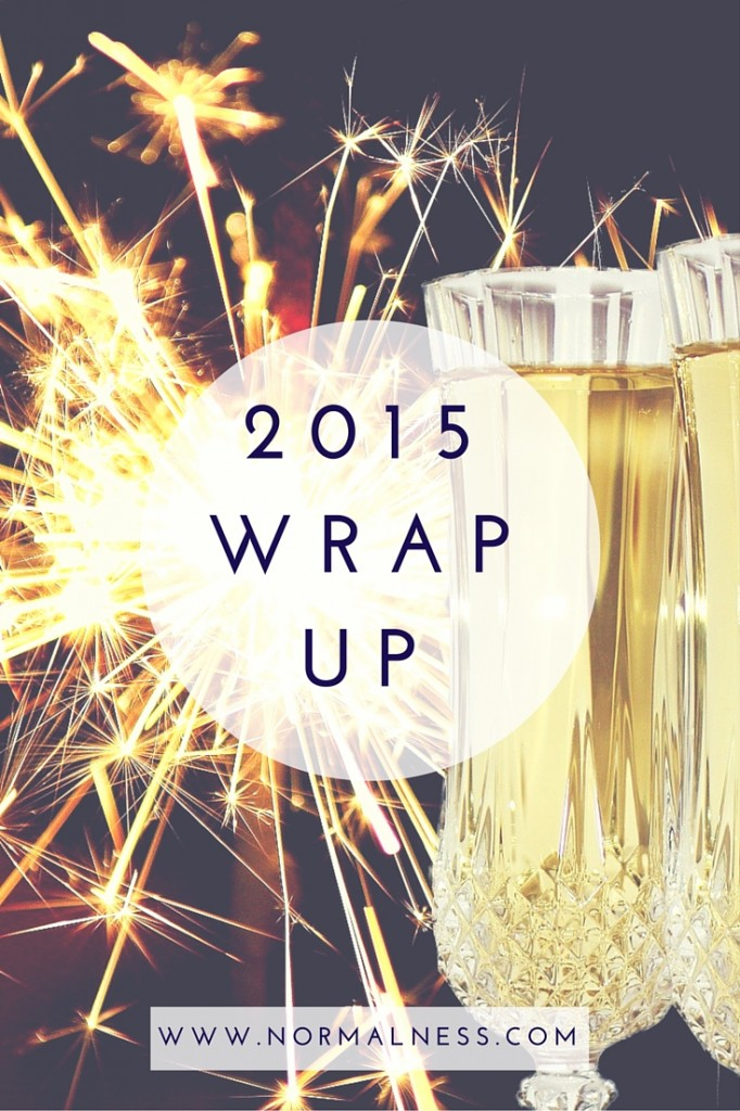 2015 Wrap Up - Normal Ness