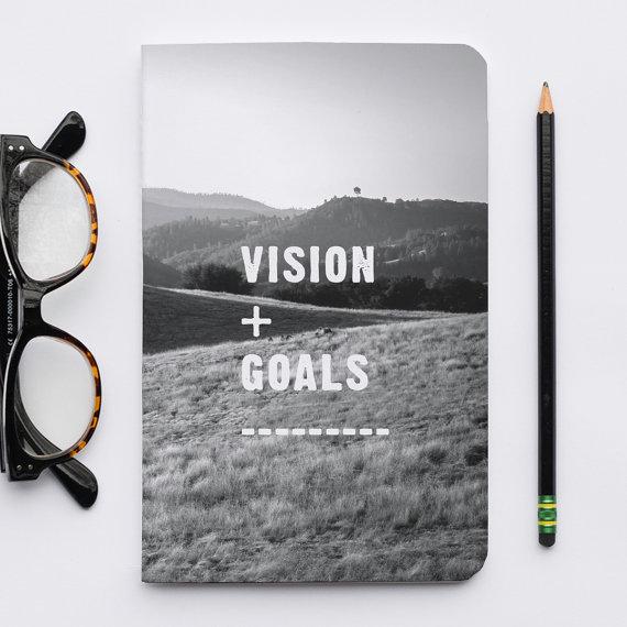 LemoneeOnTheHills vision goals notebook