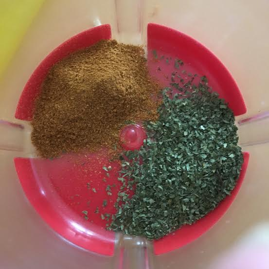 Parsley and Chilli powder