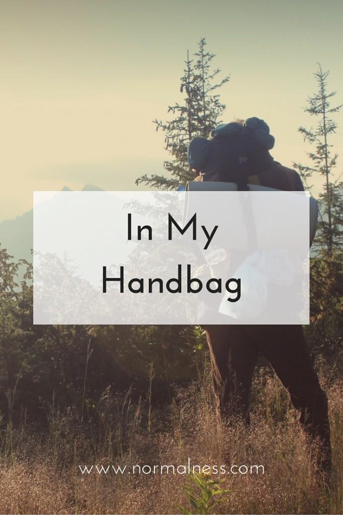 In My Handbag