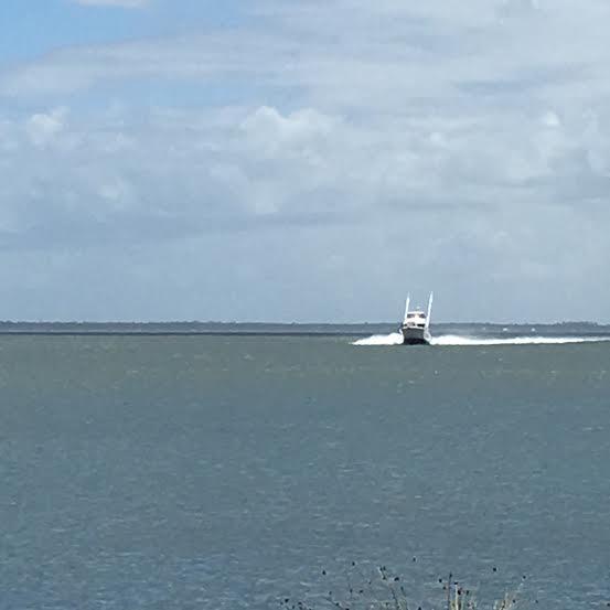 storm trooper boat distance