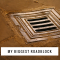 my biggest roadblock