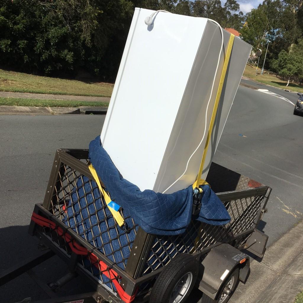 Freezer on the way home