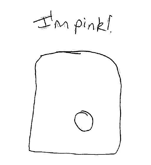 Pink not polaroid