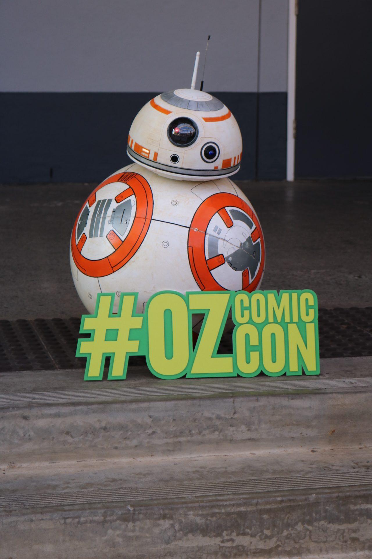 2017 Oz Comic-Con