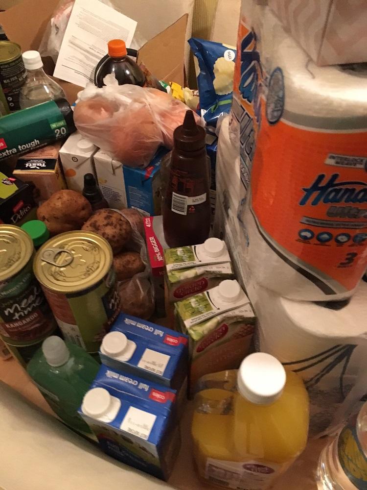 misc groceries