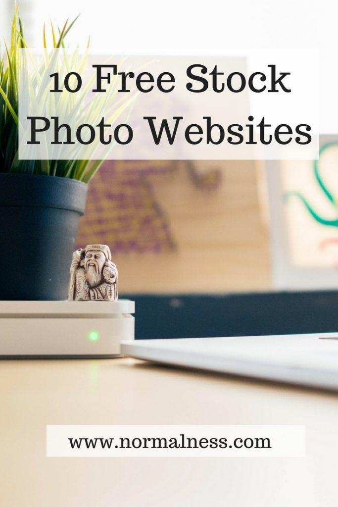 10 Free Stock Photo Websites