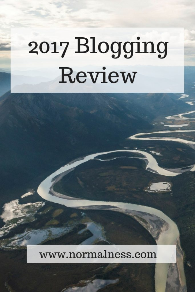 2017 Blogging Review