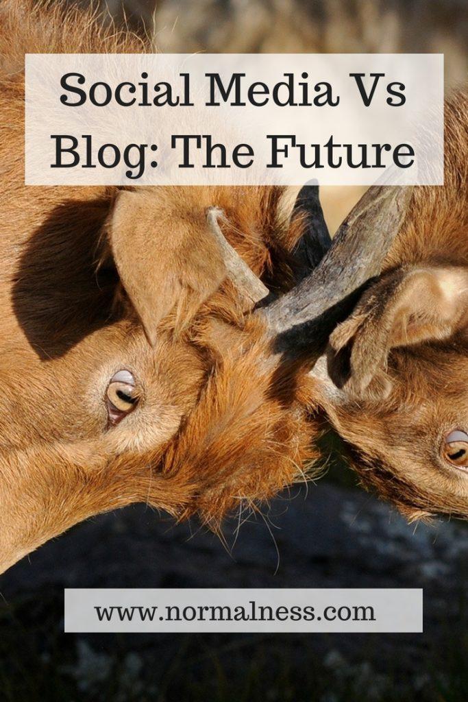 Social Media Vs Blog: The Future