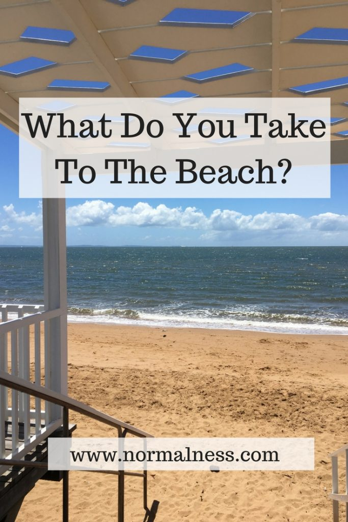What Do You Take To The Beach?