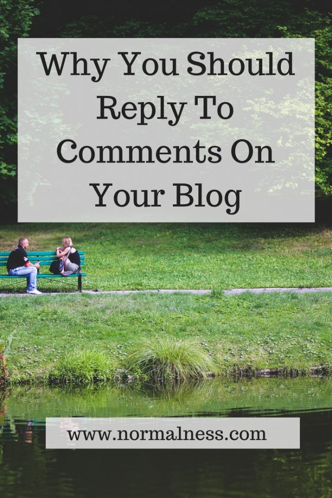 Why You Should Reply To Comments On Your Blog