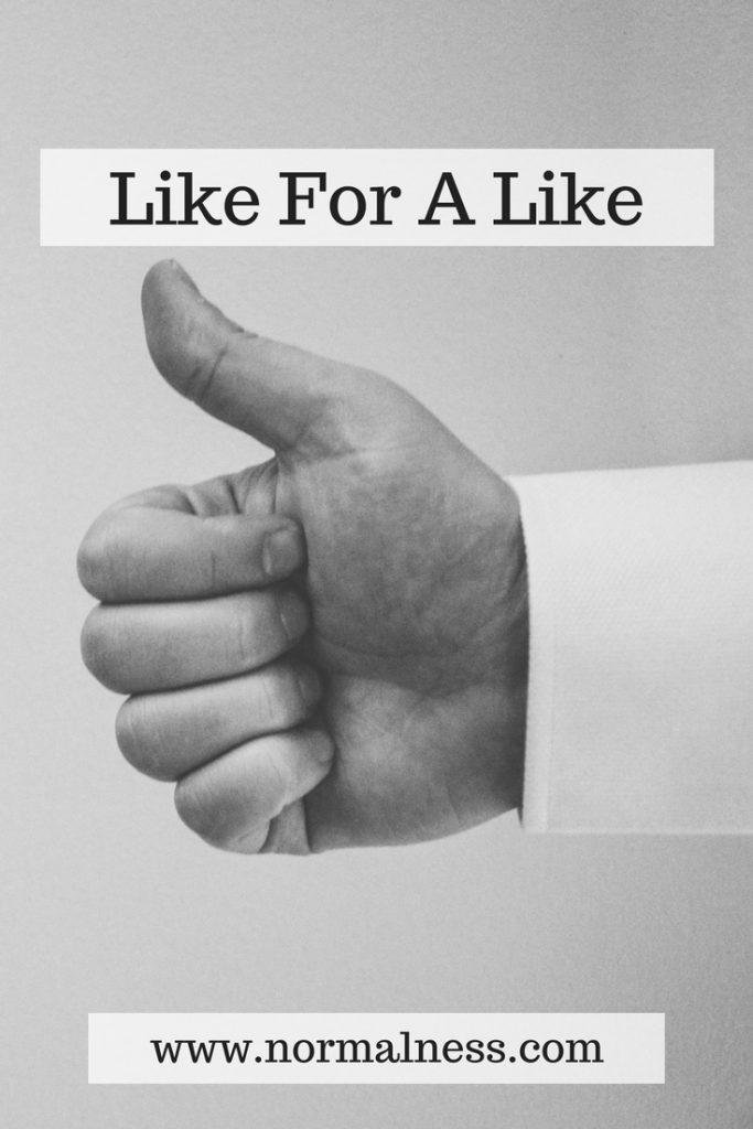 Like For A Like