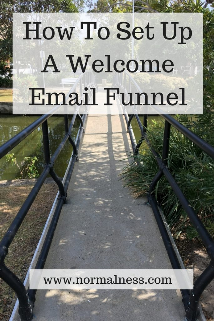 How To Set Up A Welcome Email Funnel