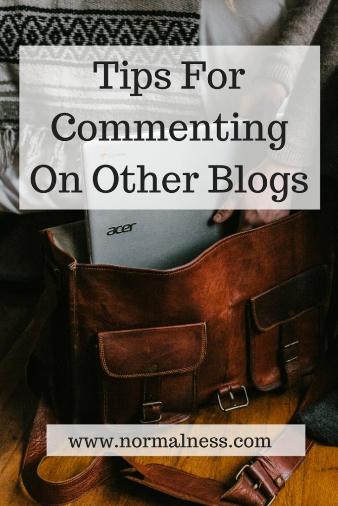 Tips For Commenting On Other Blogs