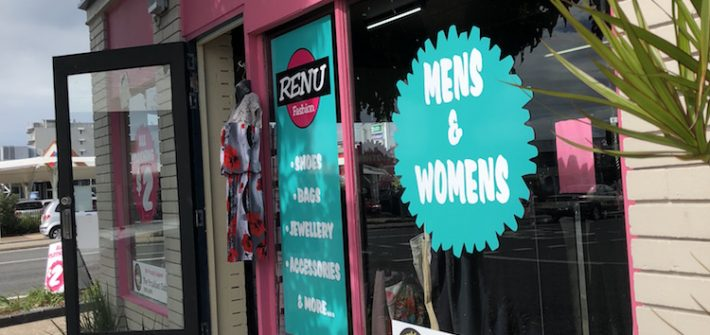 Renu Op Shop Margate Exterior