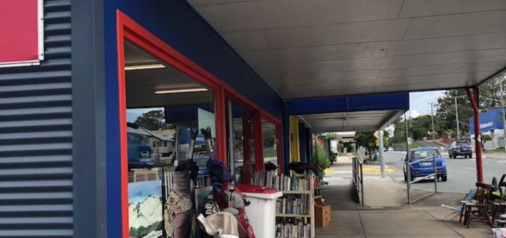 Salvos Op Shop Sandgate Exterior