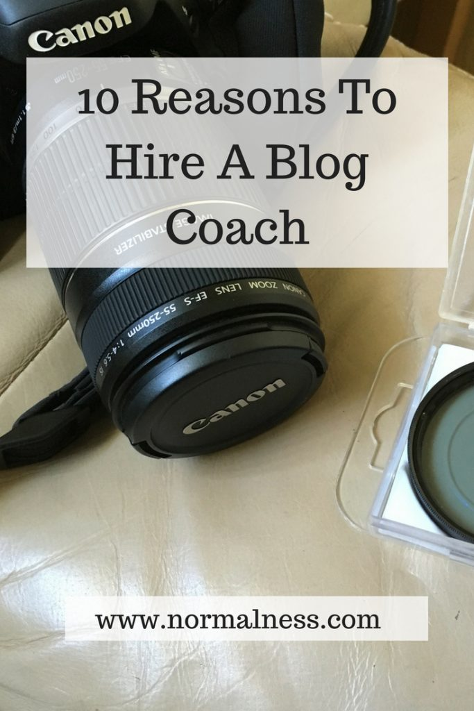 10 Reasons To Hire A Blog Coach