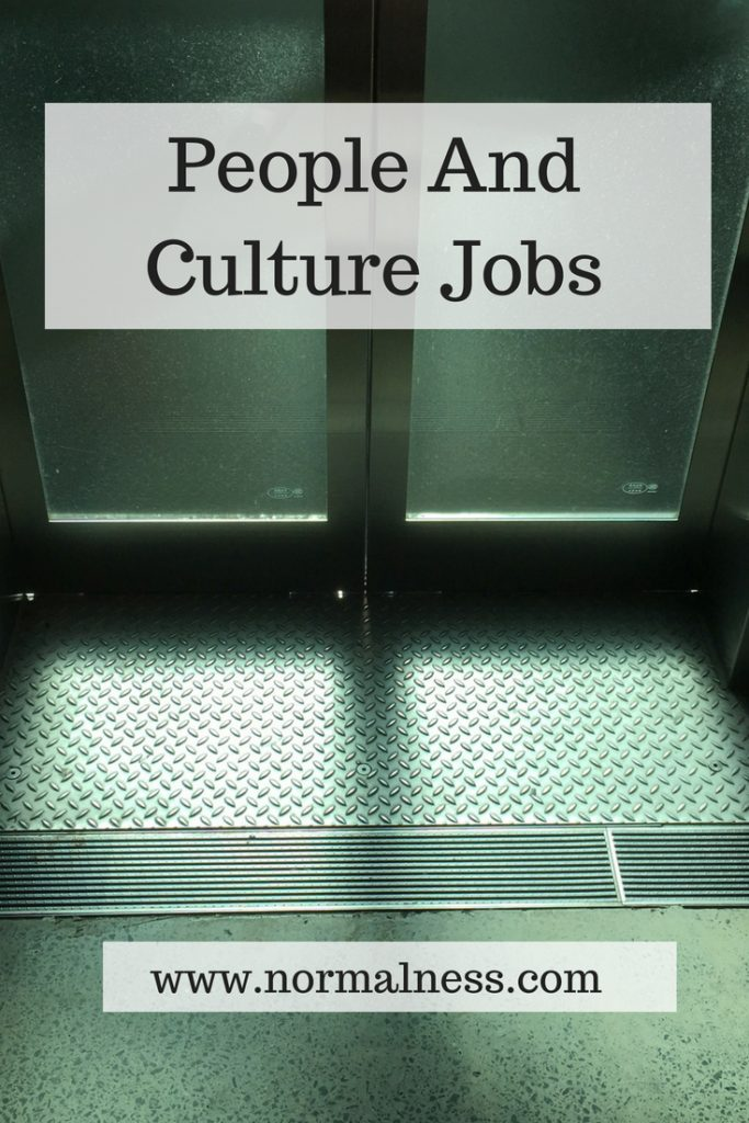People And Culture Jobs