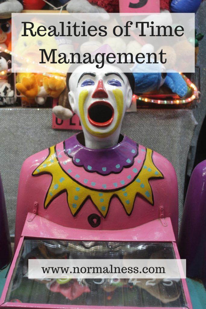 Realities of Time Management