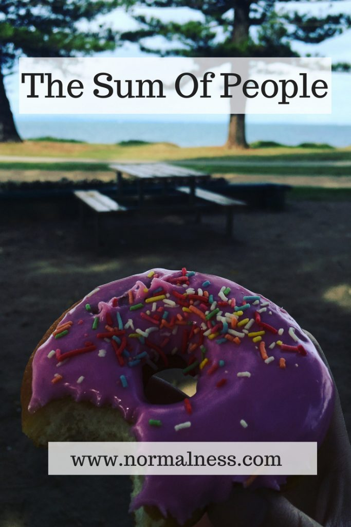 The Sum Of People