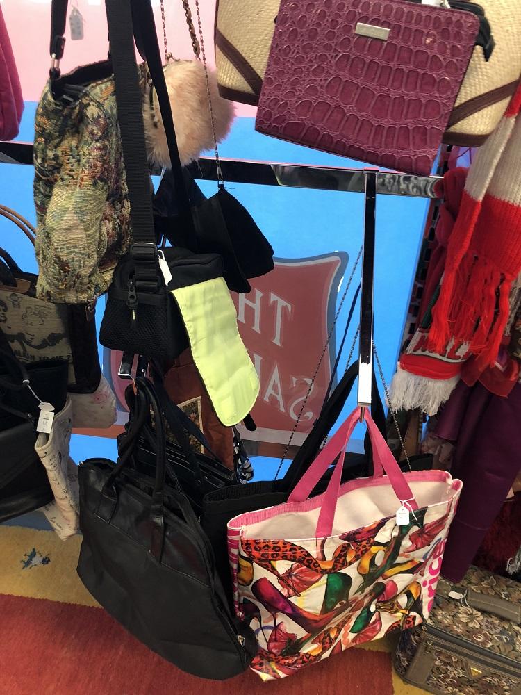Salvos Op Shop Rothwell bags