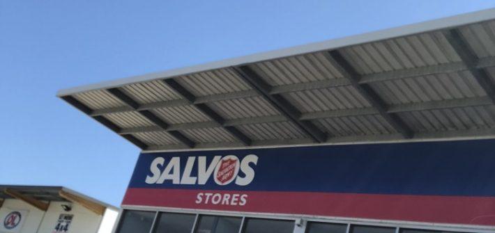 Salvos Op Shop Rothwell exterior