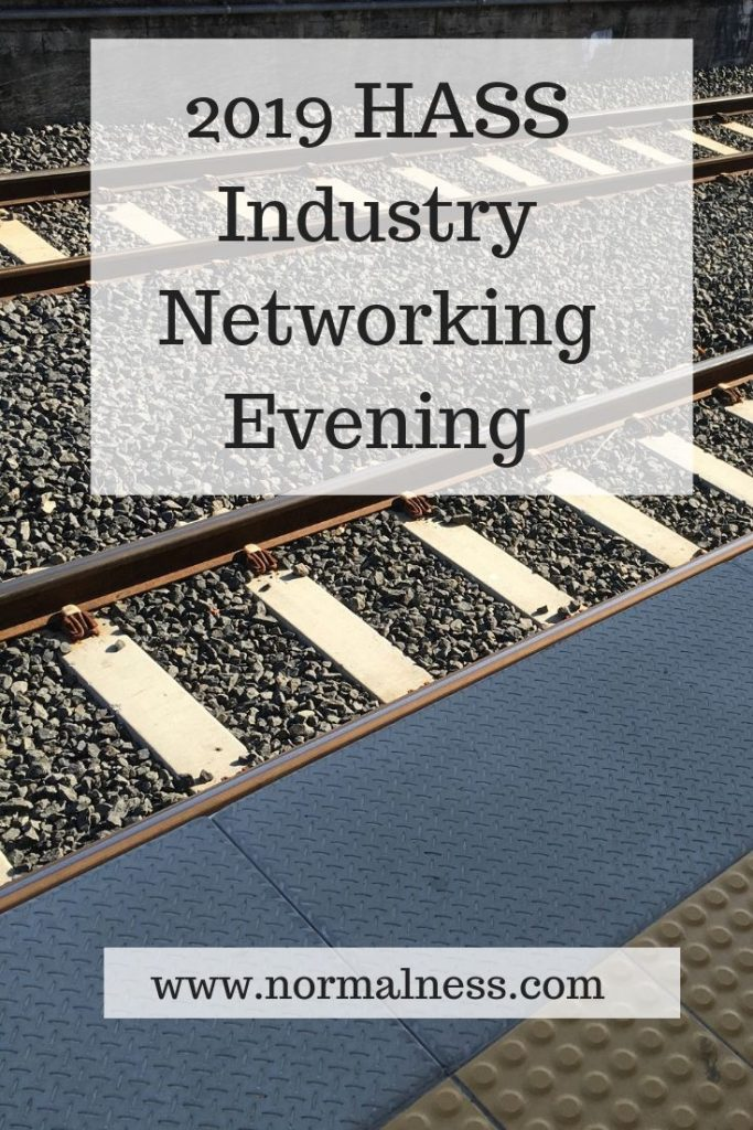 2019 HASS Industry Networking Evening