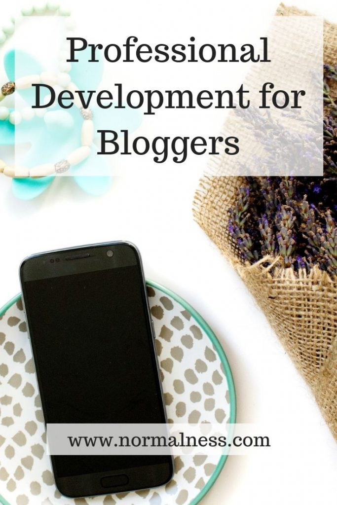 Professional Development for Bloggers