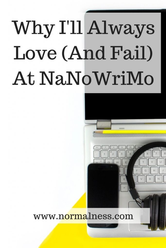 Why I'll Always Love (And Fail) At NaNoWriMo