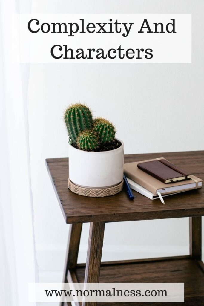 Complexity And Characters