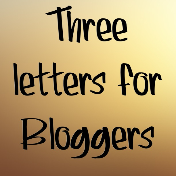 Three Letters for Bloggers - Templates for working with Brands