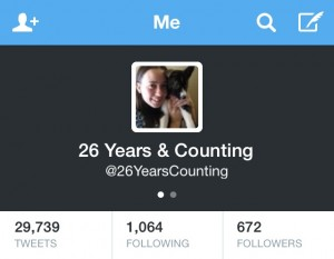 Numbers Don't Count: 26 Years and Counting Twitter