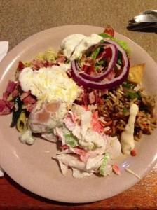 Sizzler Salads