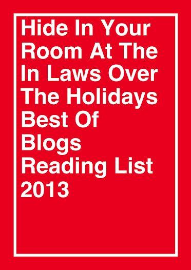 BestBlogs2013ReadingList