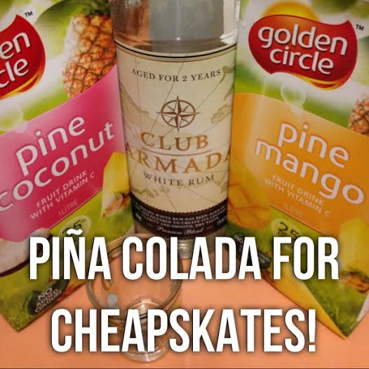 Pina Colada for Cheapskates