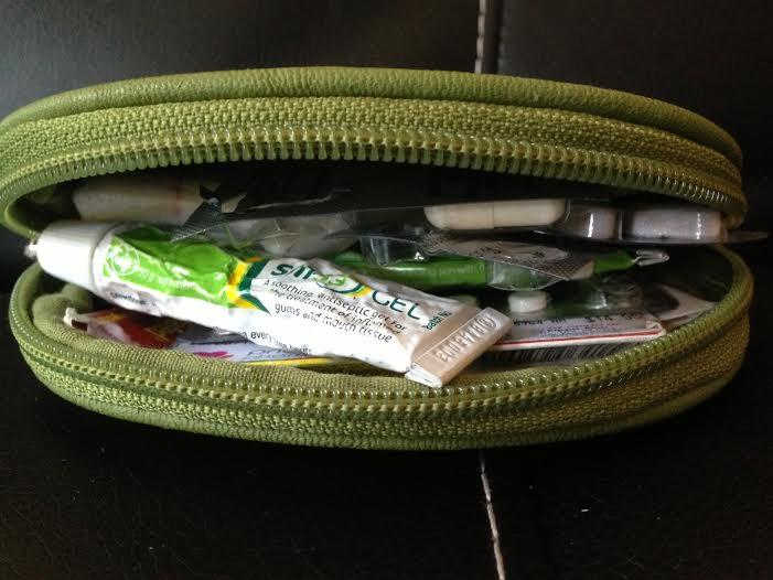 Portable Medication Kit