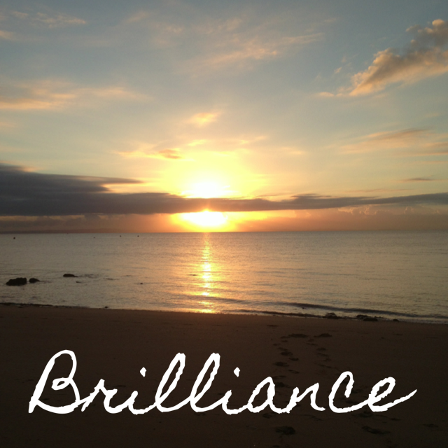 Brilliance: Writing, Blogging and Life