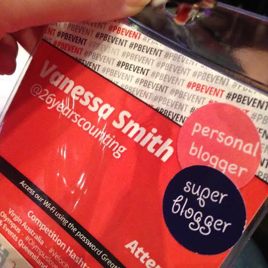 personal super blogger